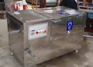 Automatic Fish Scale Removing Machine
