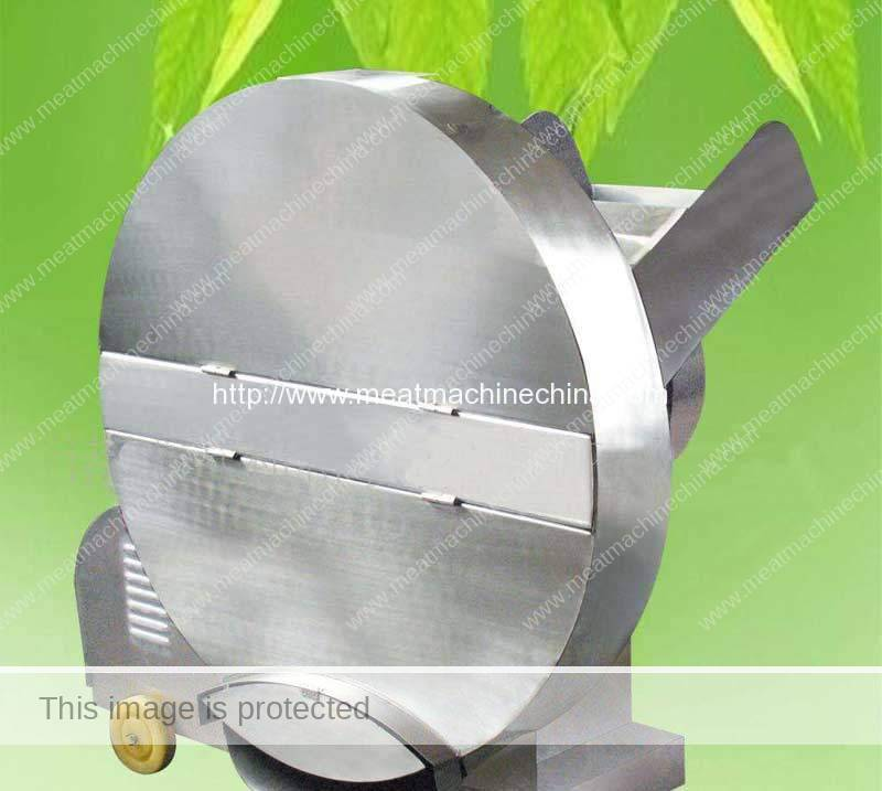 Automatic Frozen Meat Slicing Machine