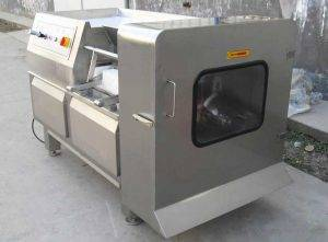 Automatic Frozen Meat Cutting Machine for Sale