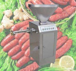 Pneumatic Sausage Stuffing Filling Machine for Sale