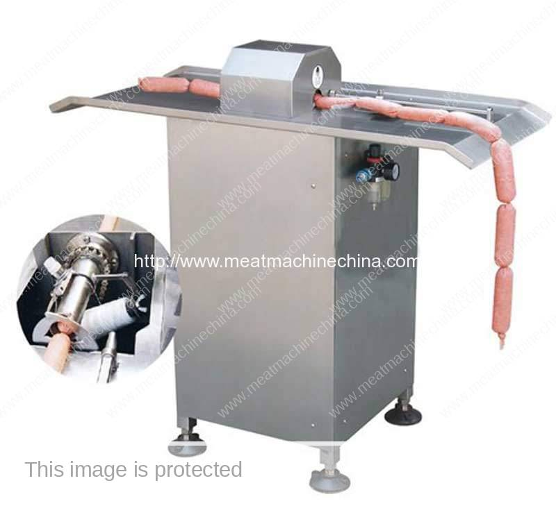 Automatic Sausage Knotting Machine for Sale