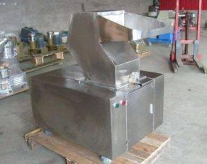 Máquina automática de trituradora de huesos