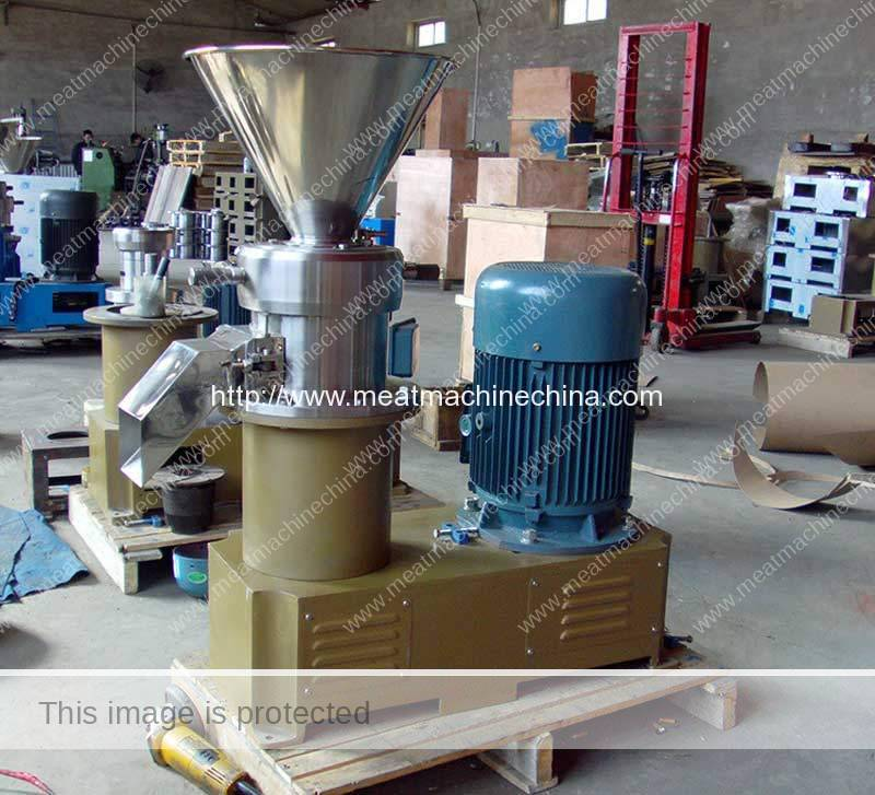 Carbon-Steel-Shell-Bone-Paste-Mill-Machine