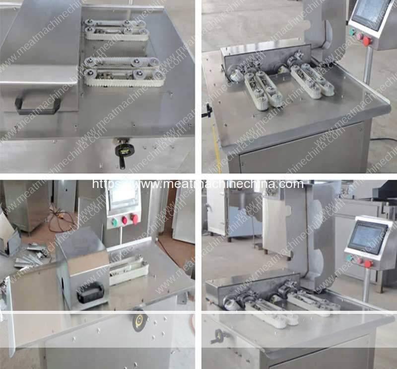 Full-Automatic-Sausage-Knotting-Machine