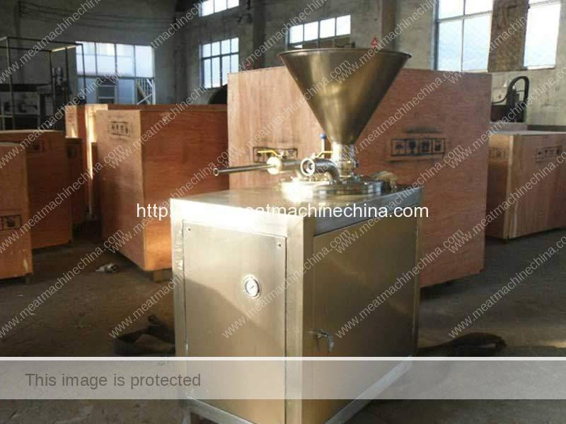 Hydraulic-Type-Sausage-Filling-Making-Machine-Delivery-Package