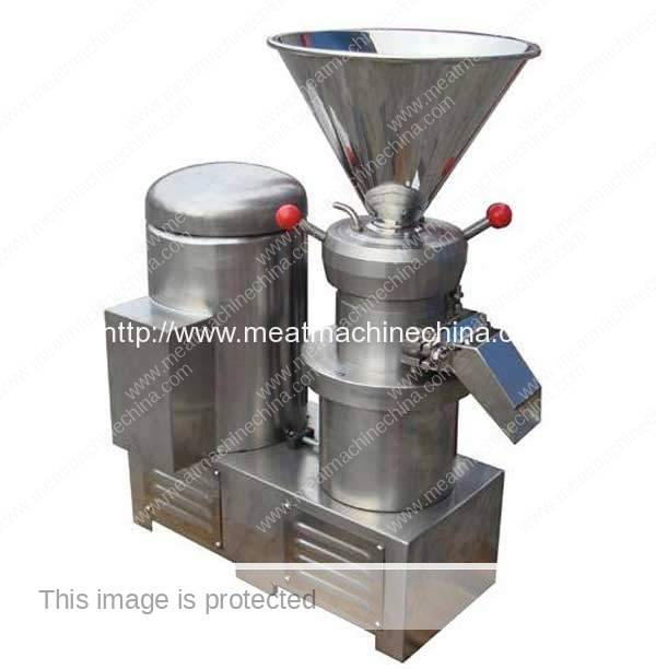 Stainless Steel Bone Paste Milling Machine