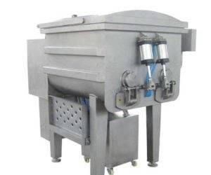 Vacuum-Meat-Stuffing-Machine-for-Sausage-Processing-Line