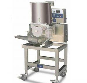 Máquina automática para hacer empanadas de carne