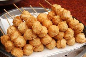 How to Produce Fish Balls