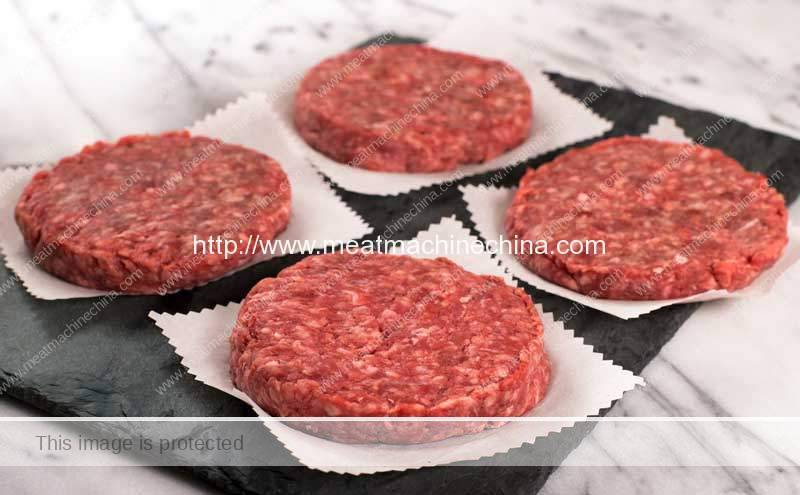 Meat-Patty-Processing-Industry-Introduction