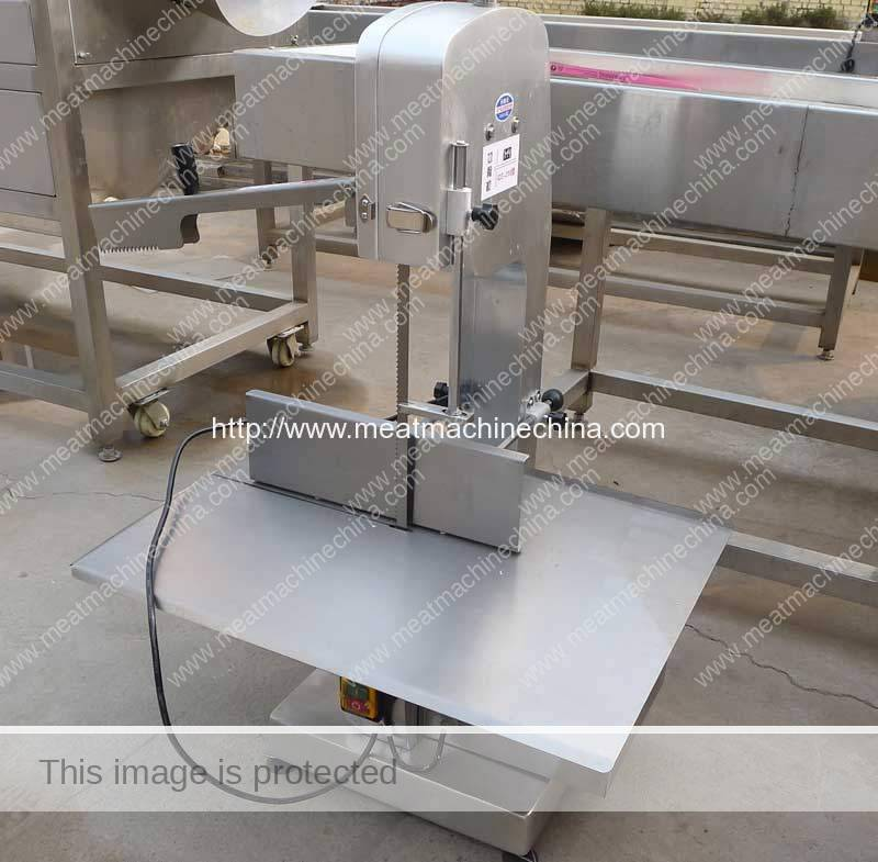 Bone-Band-Sawing-Machine-for-Ghana-Customer