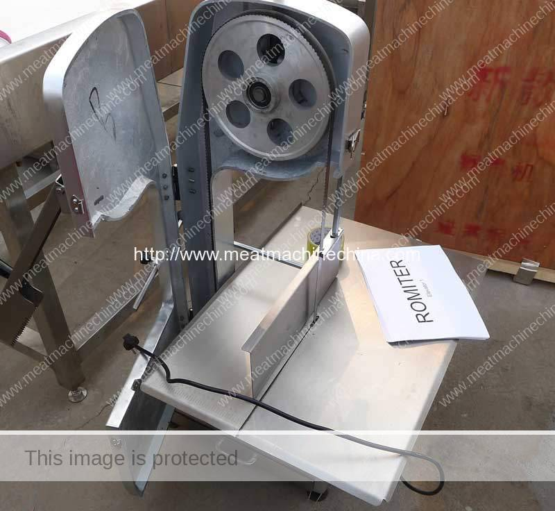 Internal-Structure-of-Meat-Bone-Band-Sawing-Machine