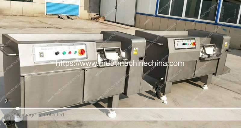 Frozen-Meat-Cube-Shape-Dicing-Cutting-Machine-for-Malaysia-Customer