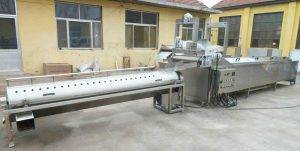 Full Automatic Chicken Feet Production Line
