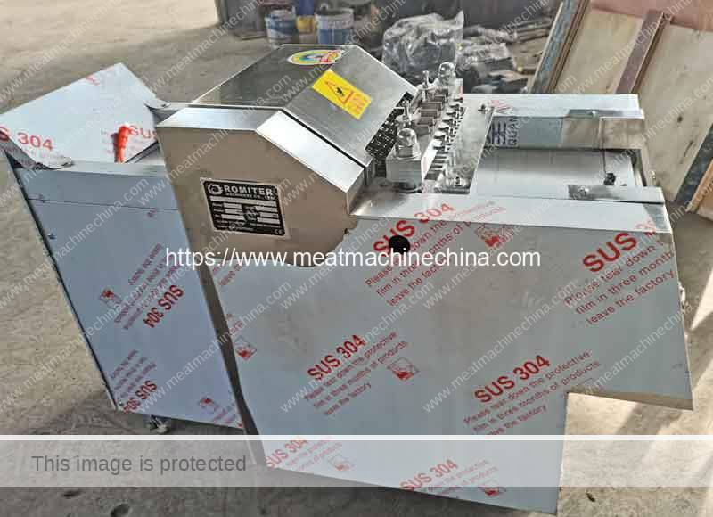 Automatic-France-Chicken-Meat-Cutter-Machine
