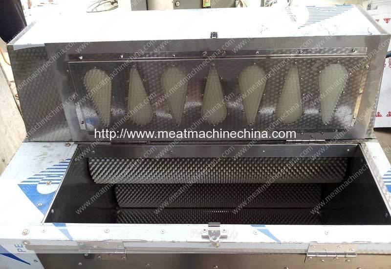 Automatic-Fish-Scale-Removing-Machine-Chamber