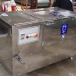Automatic Fish Scale Removing Machine