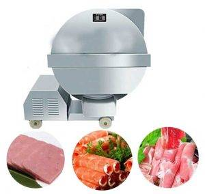 Automatic-Frozen-Meat-Slicing-Machine