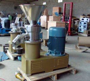 Carbon-Steel-Shell-Bone-Paste-Mill-Machine