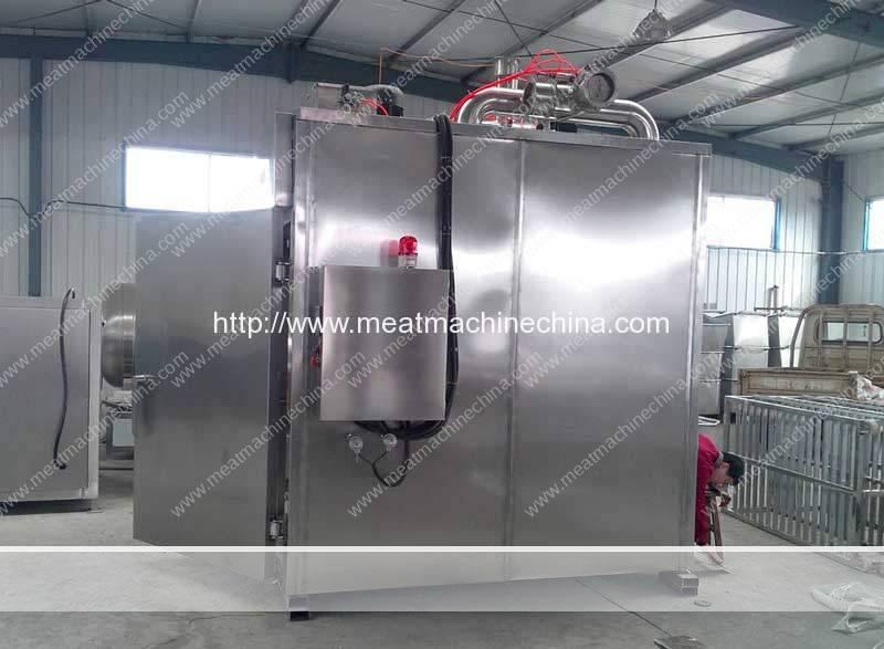 Automatic Meat Smoking House Machine