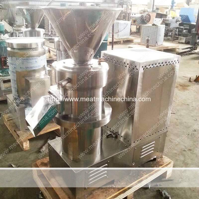 Stainless-Steel-Bone-Mud-Colloid-Mill-Machine
