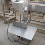 Bone Band Sawing Machine for Ghana Customer