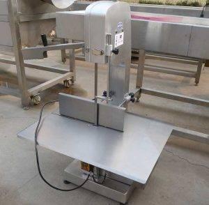 Bone Band Sawing Machine for Ghana Customer