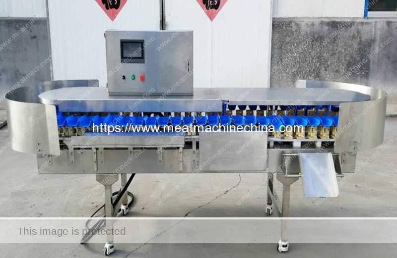 Automatic-Shrimp-Weight-Sorting-Grading-Machine
