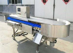 Automatic-Shrimp-Weight-Sorting-Machine