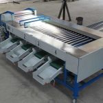 Full Automatic Lobster Shrimp Size Sorting Grading Machine
